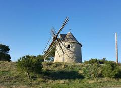 Ciel Lespignan 34710 Le moulin