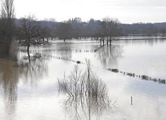 Catastrophe Ratenelle 71290 Inondations de la Seille