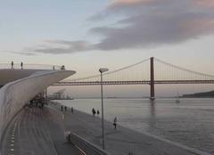 Ciel Lisbonne Le Tage à Lisbonne