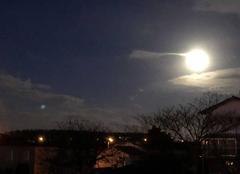 Ciel L'Isle-d'Espagnac 16340 Lune