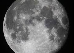 Ciel Lapalud 84840 Pleine lune