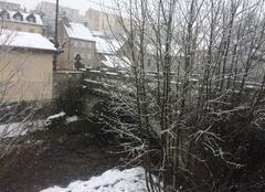 Neige Saint-Chely-d'Apcher 48200 Neige
