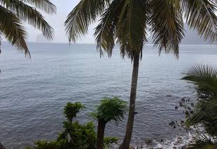 Pluie Le Diamant 97223 Martinique