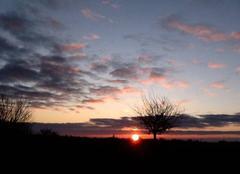 Ciel Vieux-Berquin 59232 Un matin d'hiver plein de promesse