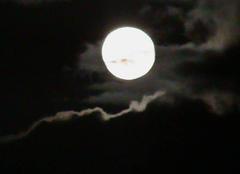 Ciel Grandvillars 90600 Pleine lune