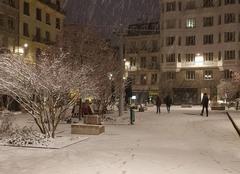 Neige Saint-Etienne 42100 Place dorian