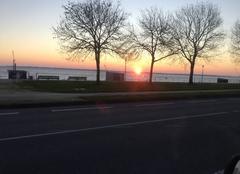 Ciel Saint-Nazaire 44600 Lever de soleil