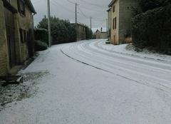 Neige Wassy 52130 Il a neigé