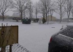 Neige Bazancourt 51110 Winter is coming