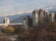 Ciel Grenoble 38000 Grenoble sud.... du soleil