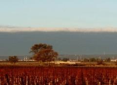 Ciel Nîmes 30000 Barre de nuage