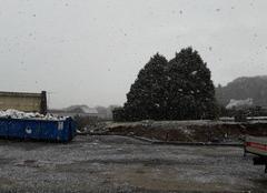 Neige La Roche-Maurice 29800 Temps neigeux