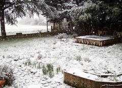 Neige Plemy 22150 Plutôt neige ici