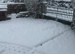 Neige Lavaufranche 23600 Que de la neige