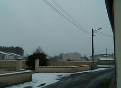 Neige Saint-Jean-de-Liversay 17170 Neige
