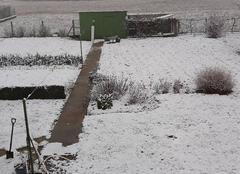 Neige Roches-Premarie-Andille 86340 Chute de neige