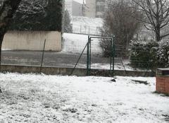 Neige Montbrison 42600 C'est l'hiver