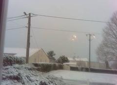 Neige Saint-Hilaire-de-Voust 85120 Neige en Vendée