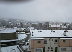 Neige Vire 14500 Vire (14500) sous la neige