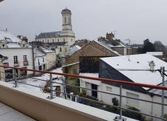 Neige Saint-Etienne-de-Montluc 44360 Froid