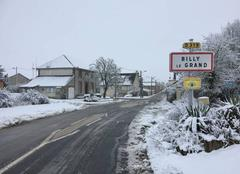 Neige Billy-le-Grand 51400 Billy le grand