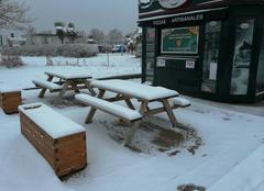 Neige Mont-Pres-Chambord 41250 Quelle belle neige