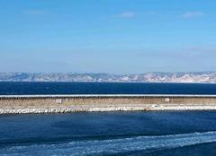 Ciel Marseille 13000 Magnifique temps