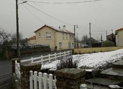 Neige Tiffauges 85130 Dernière neige