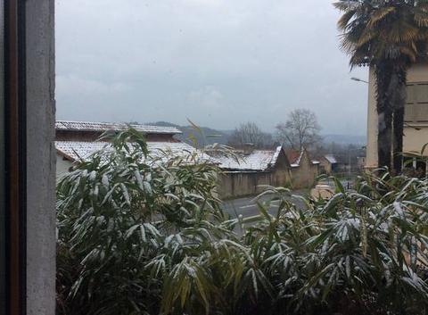 Ozon après la neige