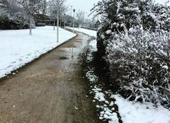 Neige Cugnaux 31270 Jour de neige
