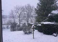 Neige Veretz 37270 Vallée du Cher à Veretz