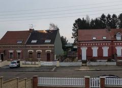 Ciel Avesnes-les-Aubert 59129 Neige