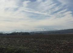 Froid Villecomtal-sur-Arros 32730 Un peu de soleil mais 0 degré ce matin