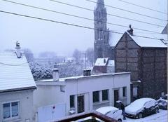 Neige Rouen 76000 Neige en Normandie