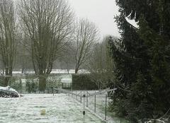Neige Davenescourt 80500 La neige