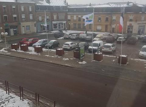 Toujours pas de neige annoncé depuis 30 min