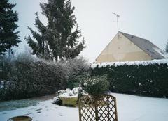 Neige Les Bordes 45460 Neige aux nordes