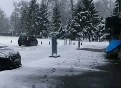 Neige Moncourt-Fromonville 77140 La neige a Montcourt fromonville