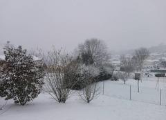 Neige Boisseuil 87220 Boisseuil Haute-Vienne