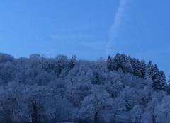 Neige Saint-Priest-Taurion 87480 Paysage neige