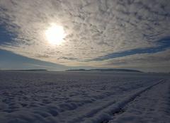 Neige Bourgogne 51110 Jour de neige
