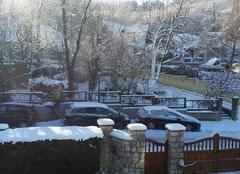 Neige Boutigny-sur-Essonne 91820 Boutigny sur Essonne sous la neige
