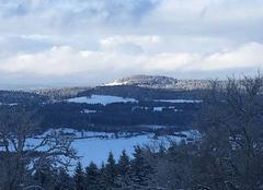 Neige Arc-sous-Cicon 25520 Balade jusqu?au Crêt Monniot