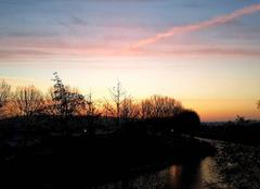 Ciel Montluçon 03100 Levée soleil