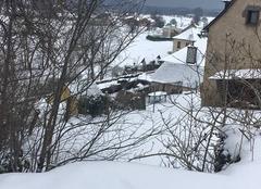 Neige Montboudif 15190 Montboudif