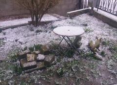 Neige Sarrewerden 67260 Petite neige.