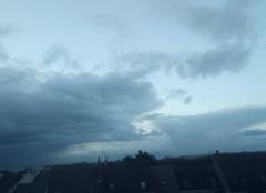 Orage Wimereux 62930 Plusieurs cumulonimbus