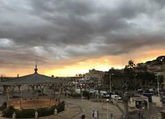 Ciel Cannes 06400 Coucher du soleil