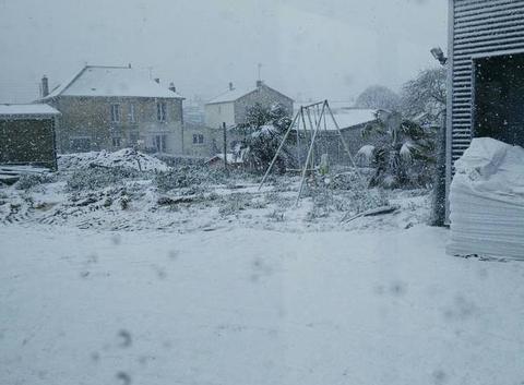 «Tempête» de neige