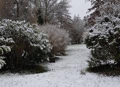 Neige Chaumont-sur-Tharonne 41600 Il re re neige